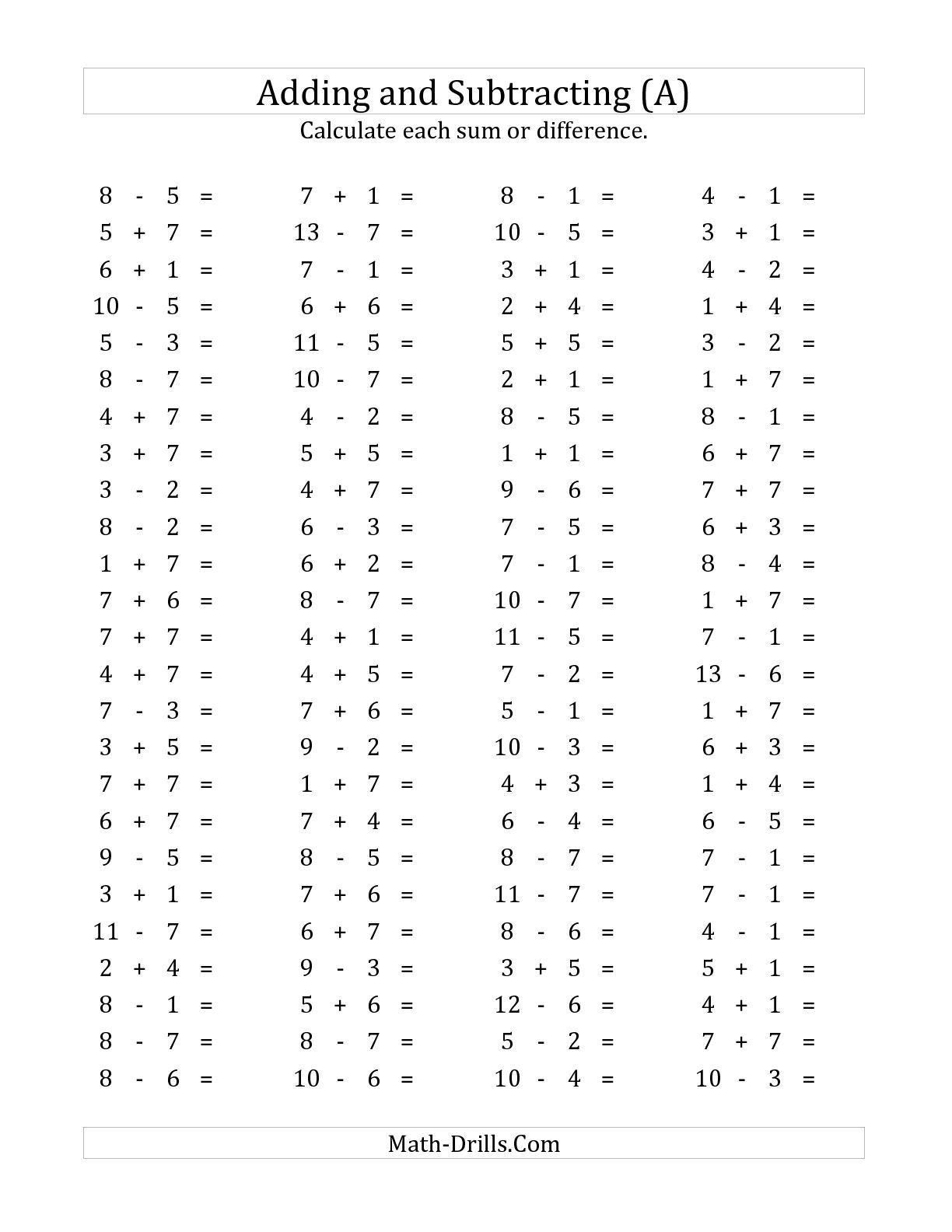 Multiplication Worksheet Up To 100