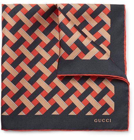 Men's Designer Pocket Squares