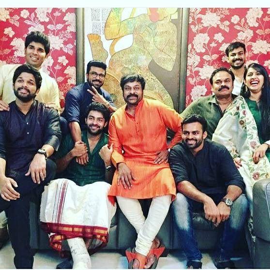 pawan kalyan diwali pic with family goes viral pawan