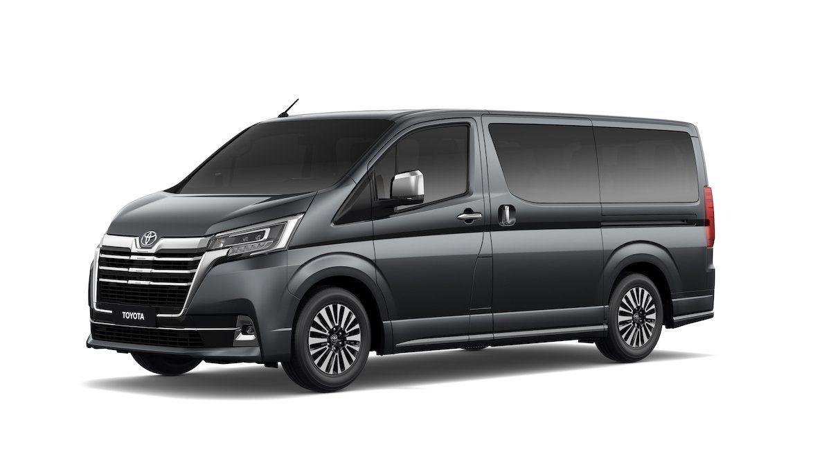 2020 Toyota Hiace In 2020 Toyota Hiace Toyota Van Toyota