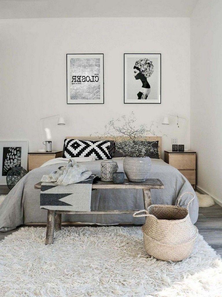 80 Marvelous Farmhouse Master Bedroom Ideas Https Concettadecor Info 80 Marvelous Bedroom Design Trends Scandinavian Bedroom Decor Minimalist Bedroom Design