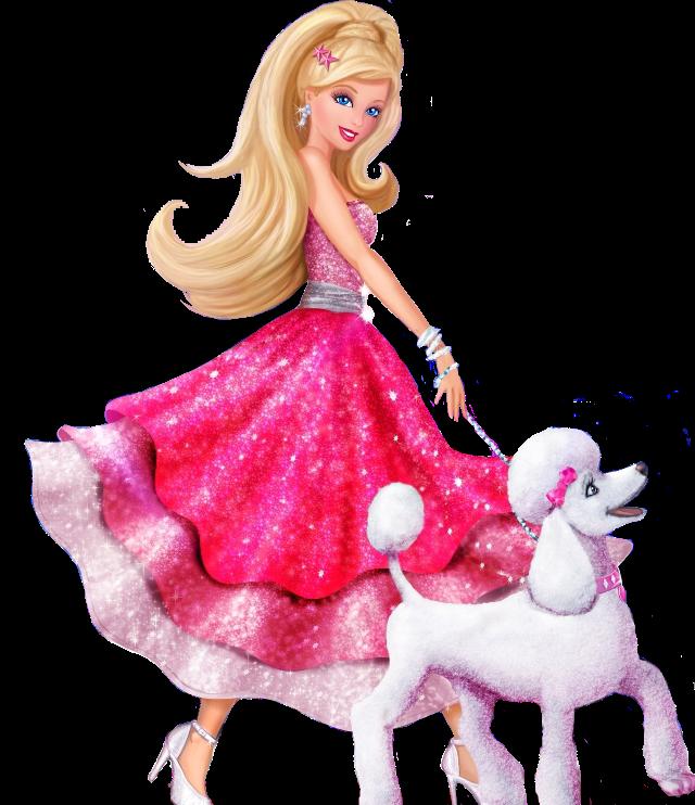 Barbie Bedroom Background
