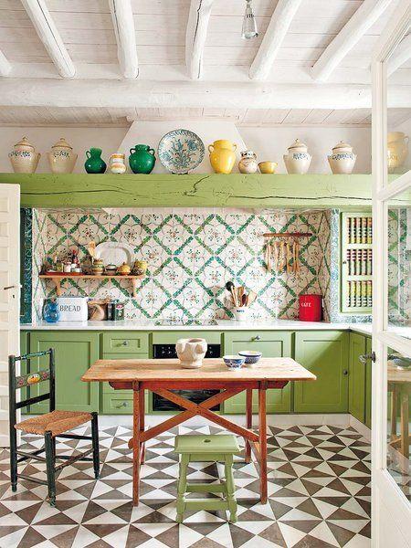 Cocinas con office actuales y con estilo   Comedores, Cocinas y ...