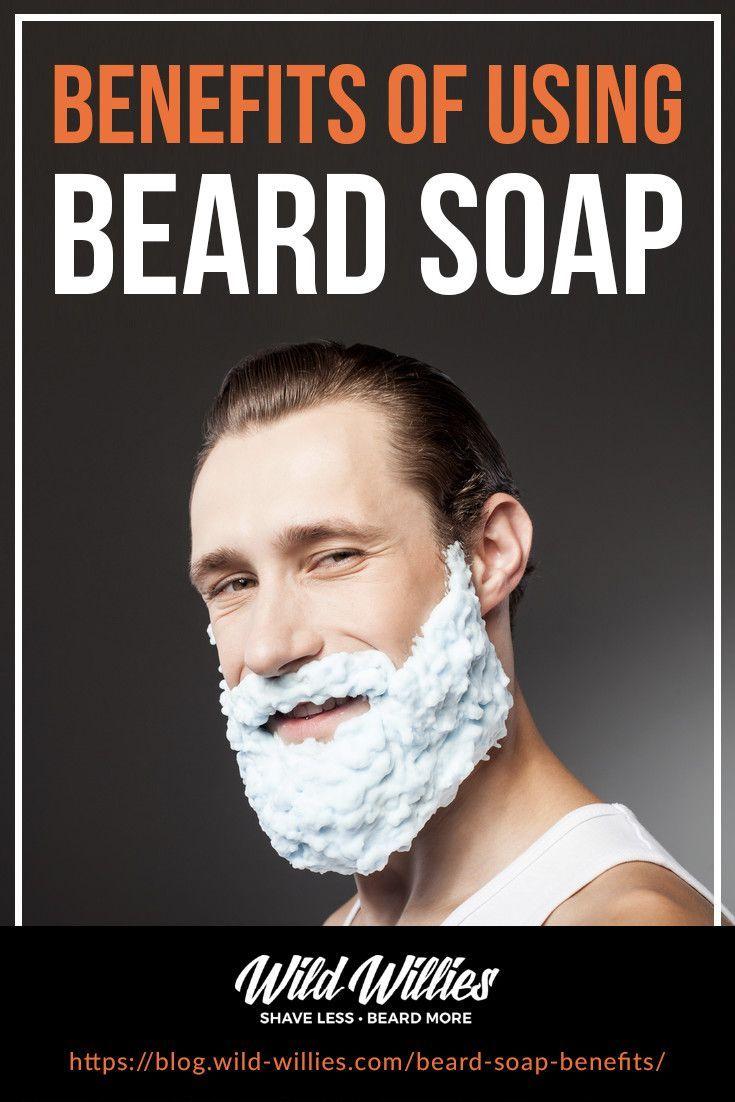Benefits of using beard soap beard soap beard balm