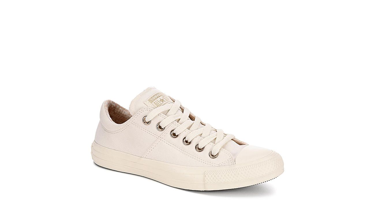 Converse Womens Madison Ox Croc Canvas Off White in 2019