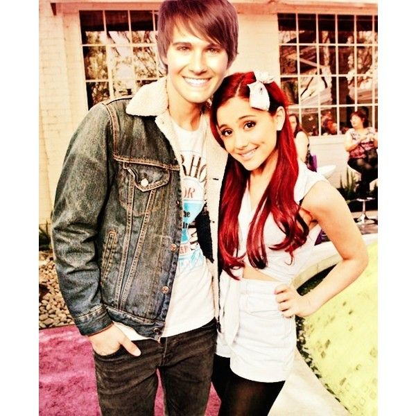 Is james maslow dating ariana grande