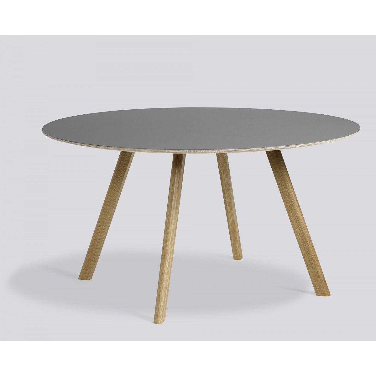 Einrichten Design De copenhague table cph25 tisch hay einrichten design de