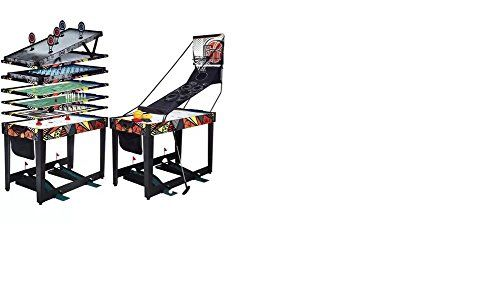 12 In 1 Combo Table Games Multi Gaming Game Room Rec Room
