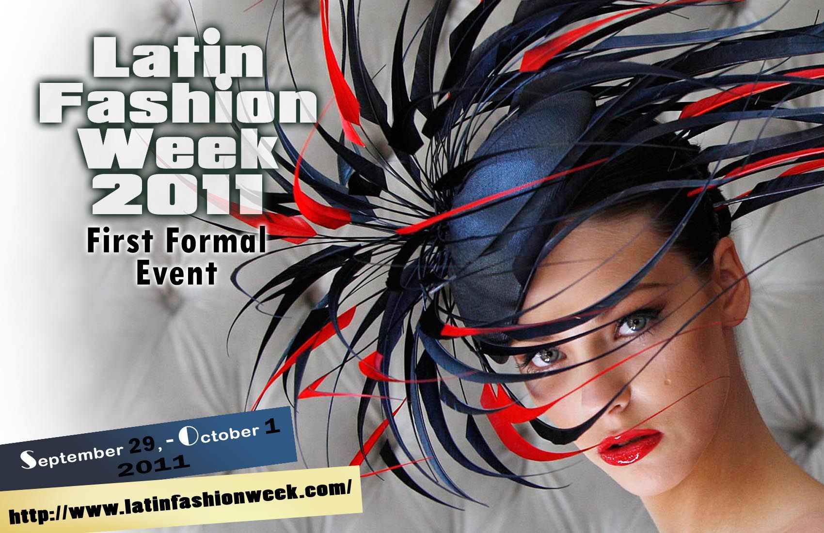 2011, whats the day of the hots, here is an inspirational one form the Latin Fashion Week 2011 promo... How you like it...