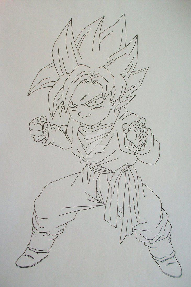 Ausgezeichnet Goku Ssj Gott Ausmalbilder Fotos - Entry Level Resume ...