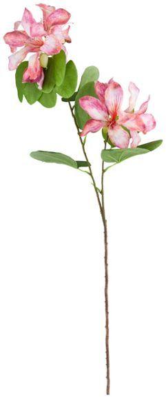 Dekozweig in Rosa.