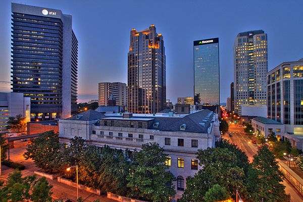 The Real Estate Boom Downtown - First Ave  North | Bham Now