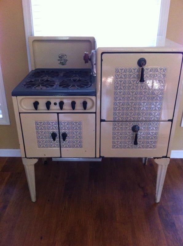 """my """"new"""" stove!!!"""