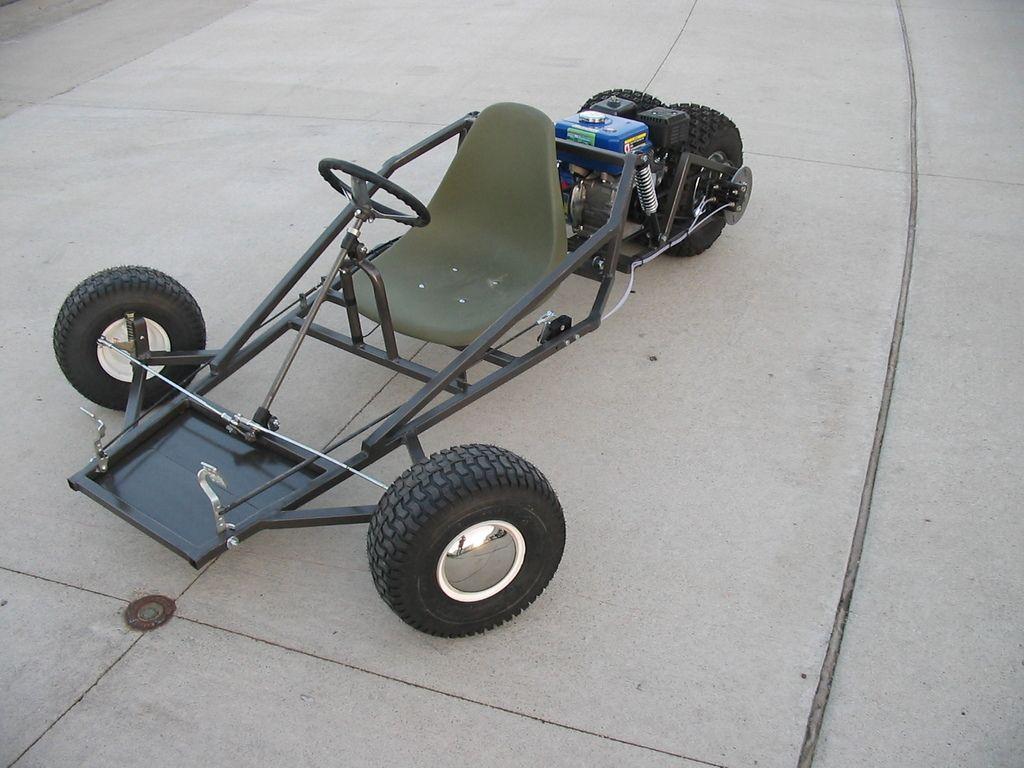 Scorpion Three Wheeled Go Kart Plans | Diy. | Pinterest | Ruedas ...