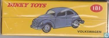 volkswagen kever dinky toys - Google zoeken