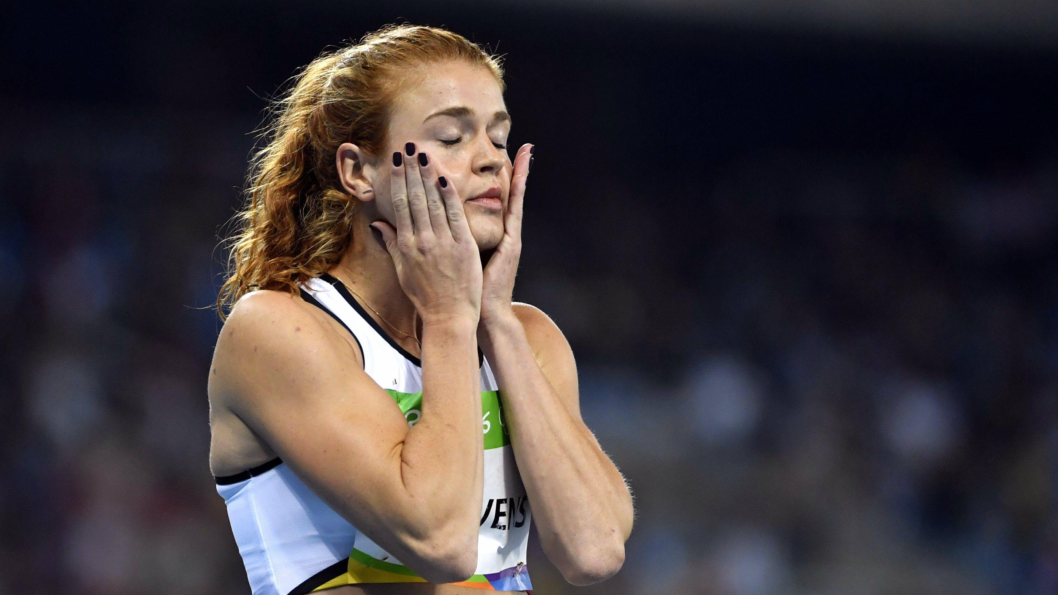 Dauwens Haalt Finale 400m Horden Niet