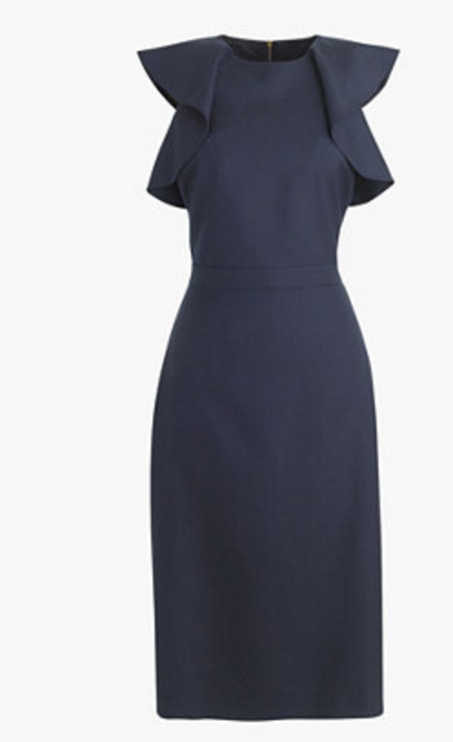 J. Crew Monday Dress -- Fashionable and professional
