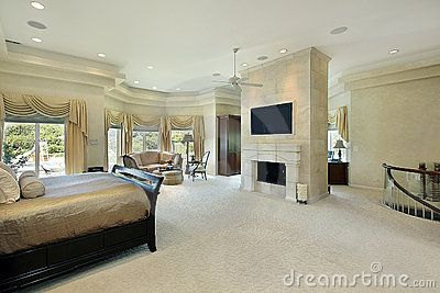 Explore Dream Master Bedroom And More!