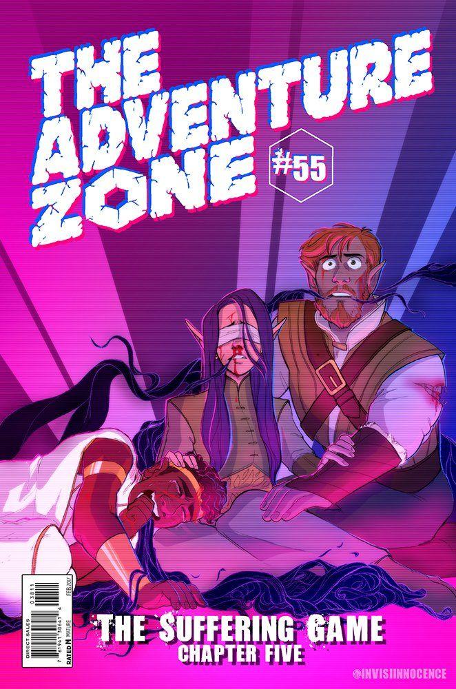 98 the adventure zone ideas the