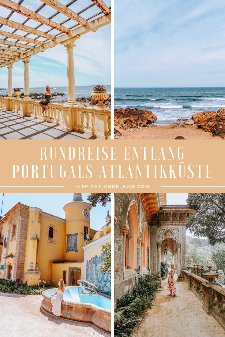 Portugal Rundreise Tipps - so planst du deinen Portugal Roadtrip mit dem Mietwagen