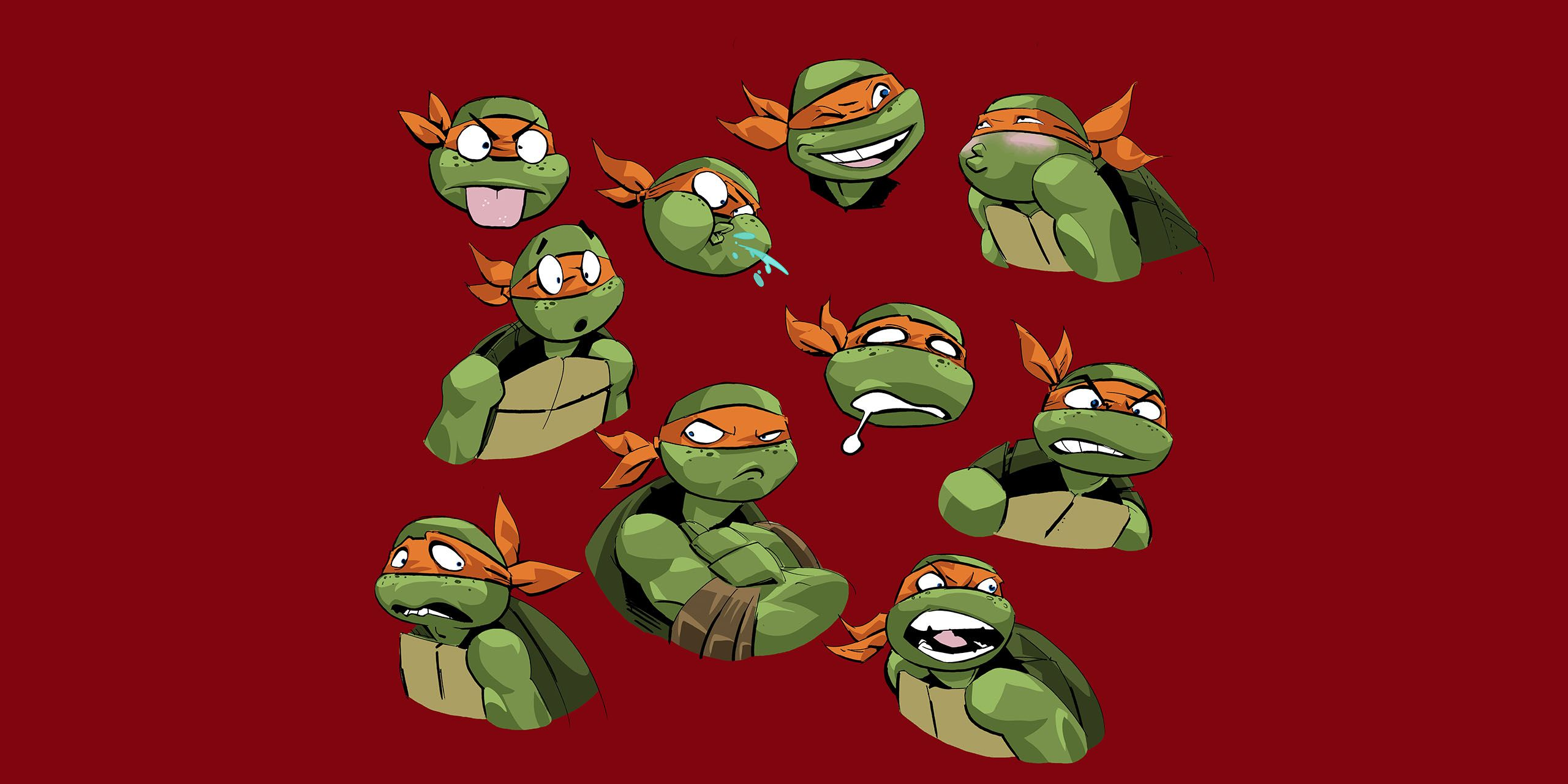 Teenage Mutant Ninja Turtles - Nickelodeon Animation Studio