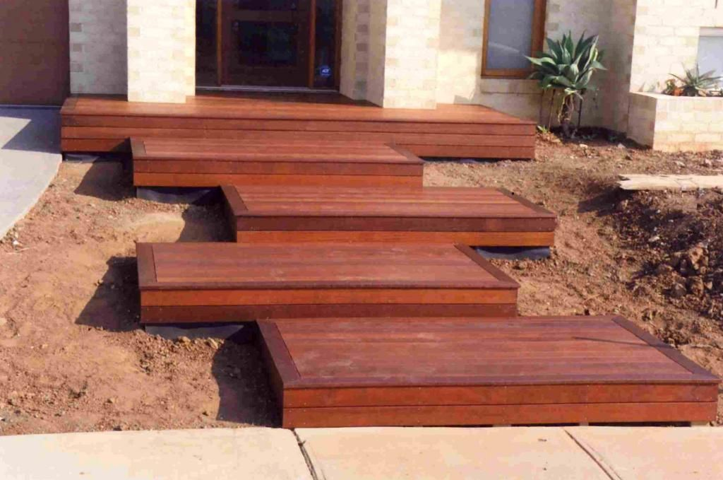 Is a renovation resource and online for Garden decking options