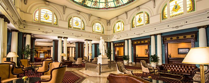 Richmond Hotel S The Jefferson Gators Gifts Luxury Va Resorts