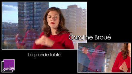 La Grande Table (2ème partie) - Arts & Spectacles - France Culture ...