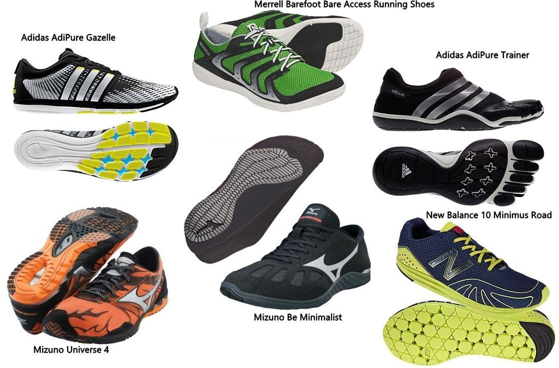 Minimalist Running Shoes Help Avoid Heel Strike http://runforefoot ...