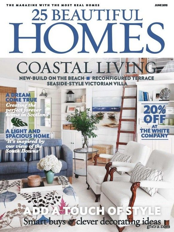 25 Beautiful Homes   June 2015. Interior Design Magazine ...