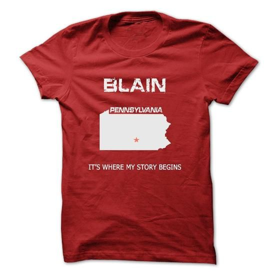 Blain-PA09 - #tee times #black zip up hoodie. CHEAP PRICE => https://www.sunfrog.com/LifeStyle/Blain-PA09.html?id=60505