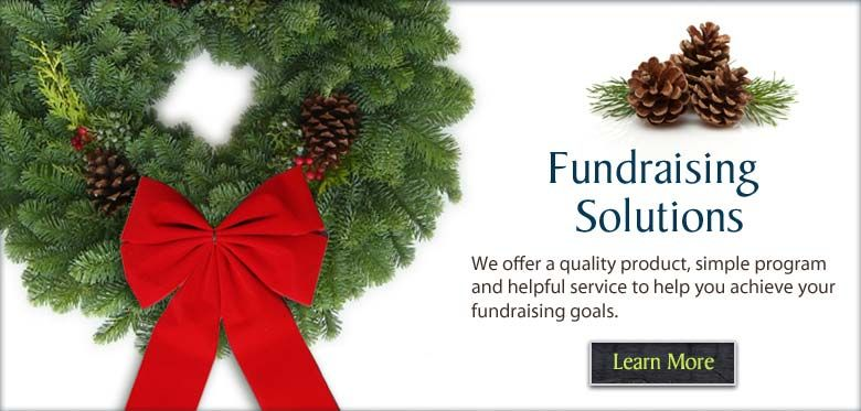 alpine farms llc fresh festive classic fundraising christmas wreaths from the pacific northwest