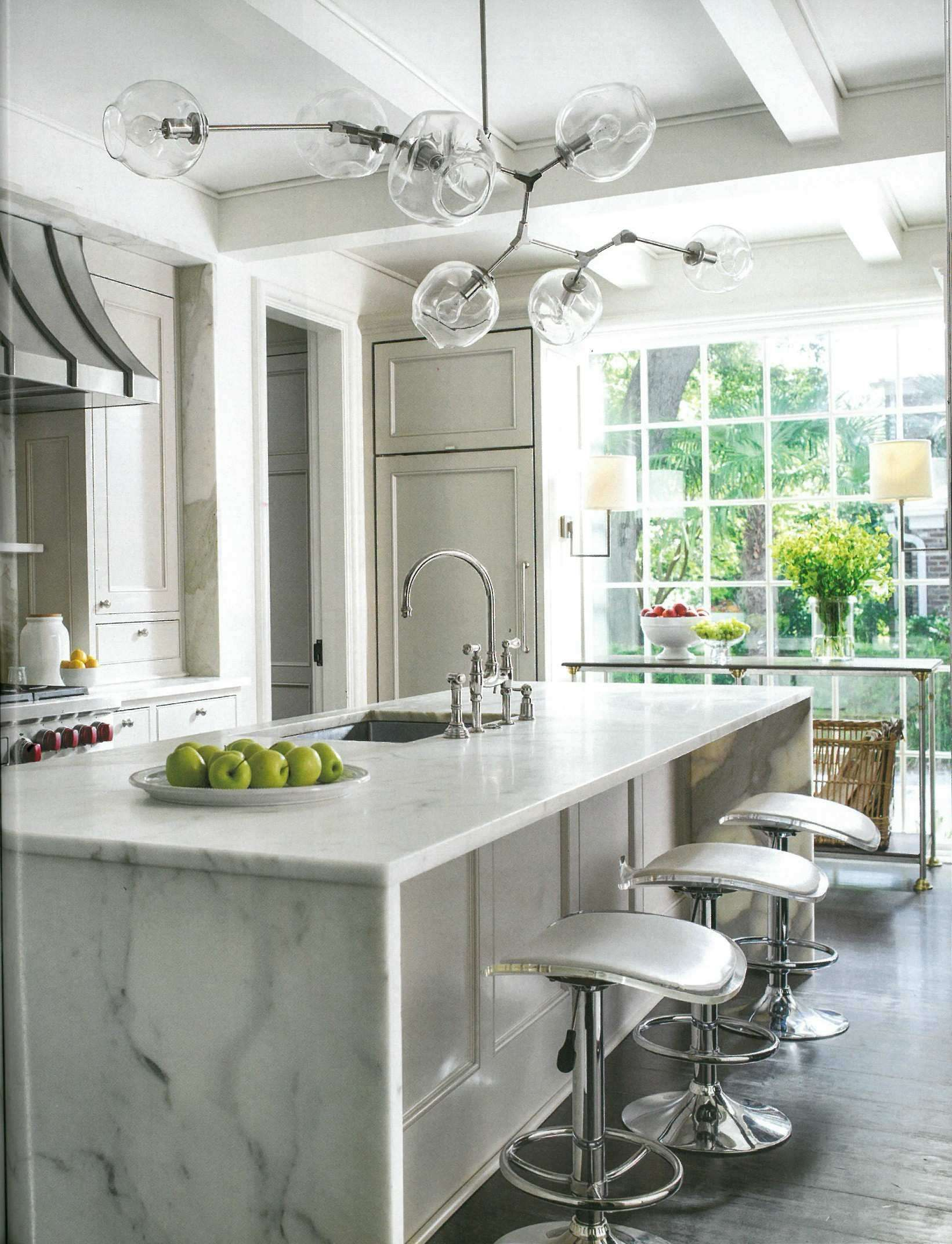 Image Result For White Modern Kitchen