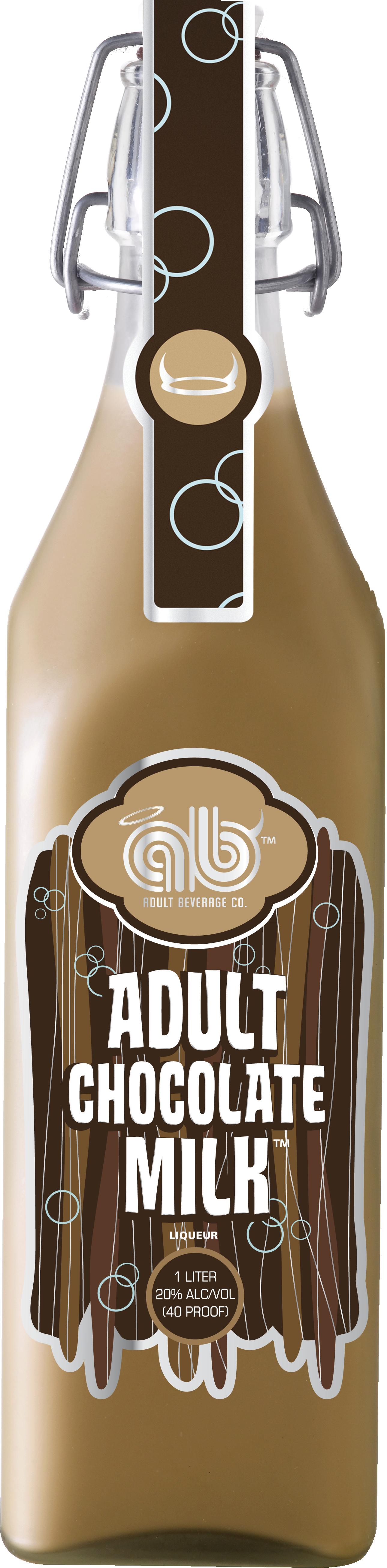 Adult Chocolate Milk - Adult Beverage Company | Adult Chocolate ...
