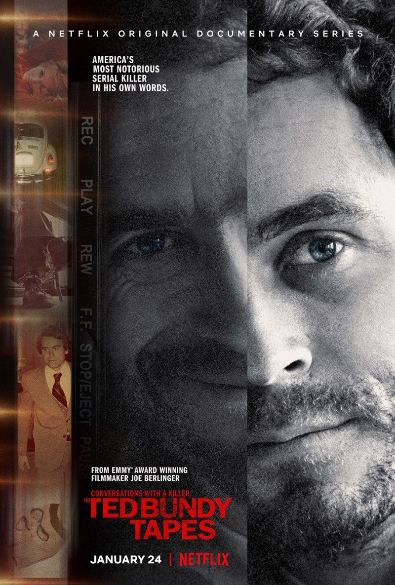 [Trailer] CONVERSATIONS WITH A KILLER: THE TED BUNDY TAPES #audiovideo