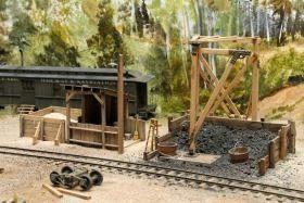 Jacob Libhart City Streetcar HO Scale Small Model Railroad