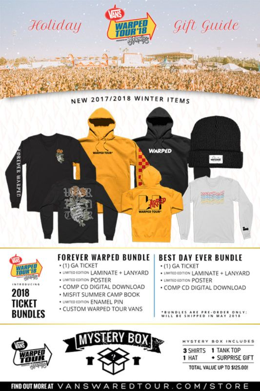 3e143ed3c1 Vans Warped Tour Holiday Gift Guide ❄ 🎁 – Vans Warped Tour Holiday Gift  Guide Still looking for the perfect Christmas gift  Look no further.
