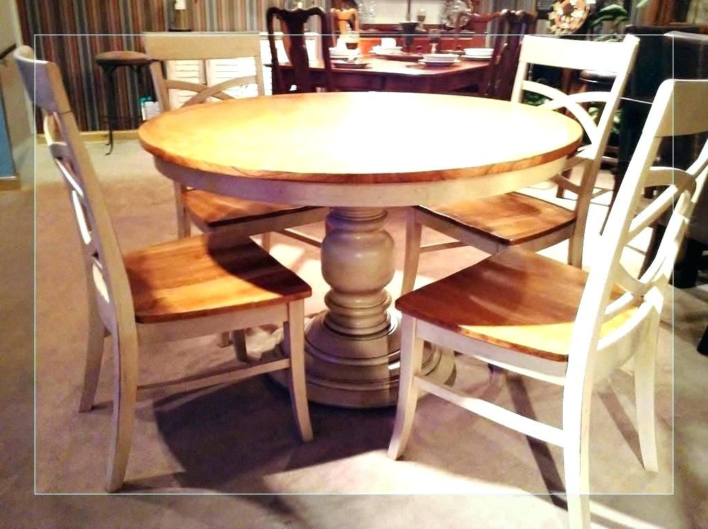 Awesome 42 Round Dining Table With Leaf Images Beautiful 42 Round