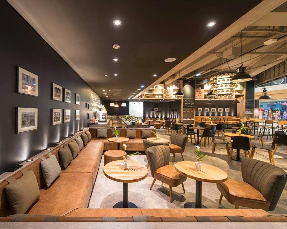 Cafeter a con encanto en amberes 1748 by villeroy boch en 2019 cafeter as dise os - Diseno cafeterias modernas ...