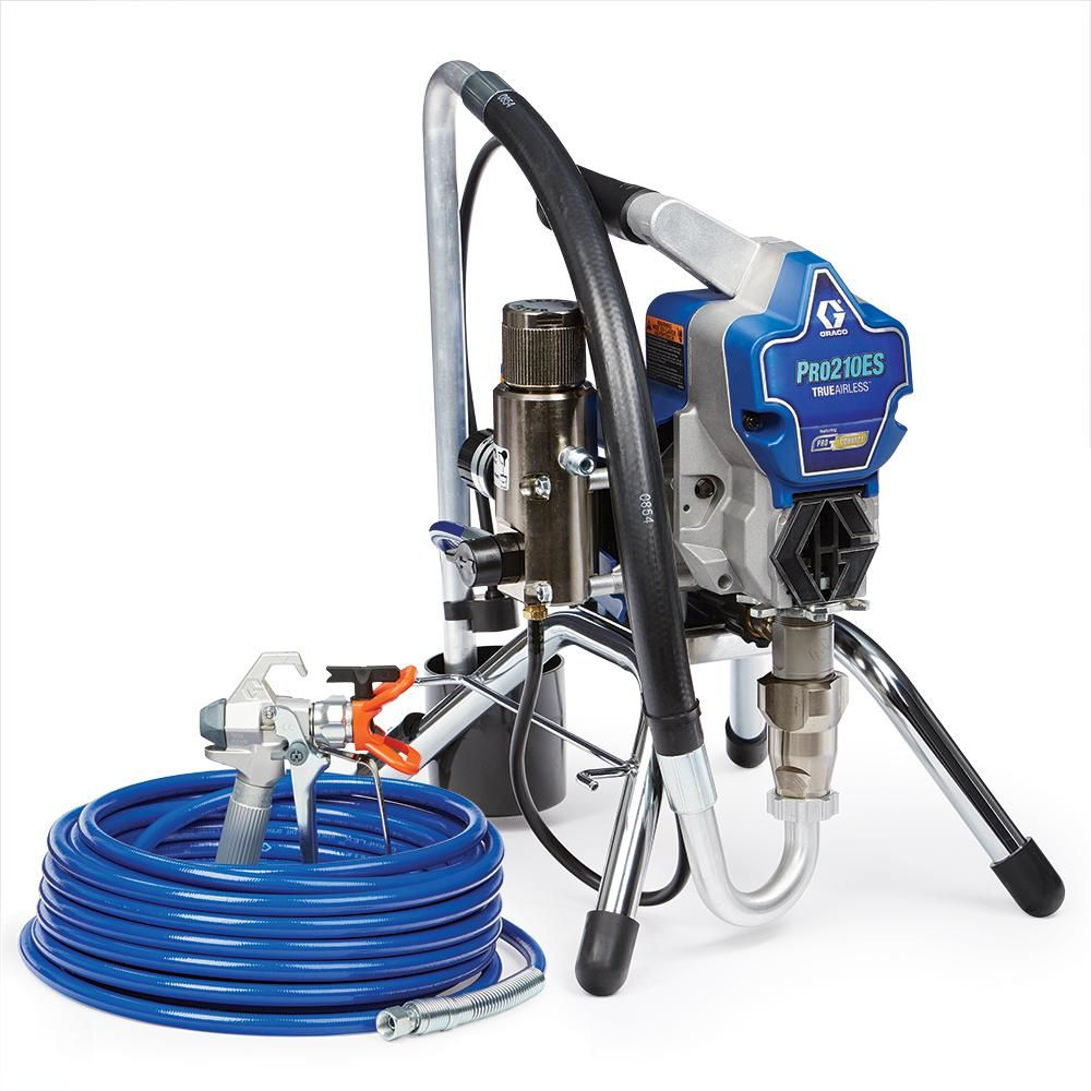 Graco pro210es airless paint sprayer17d163 in 2020