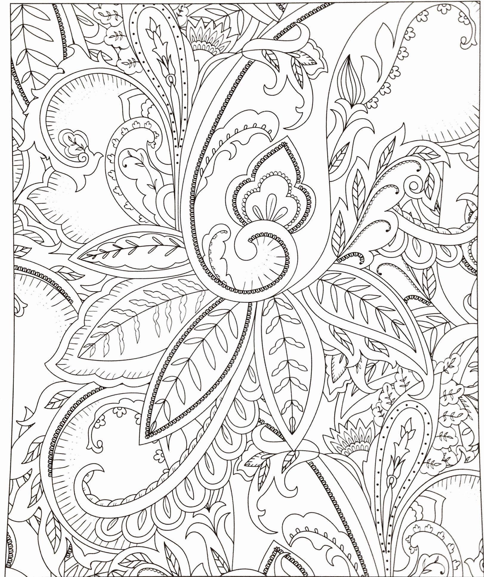 Coloring Pages Disney Hard Mandala Drawing Disney