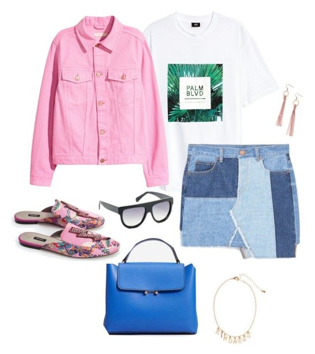 """""""Summer cute on a budget"""" by olinen ❤ liked on Polyvore featuring MANGO"""