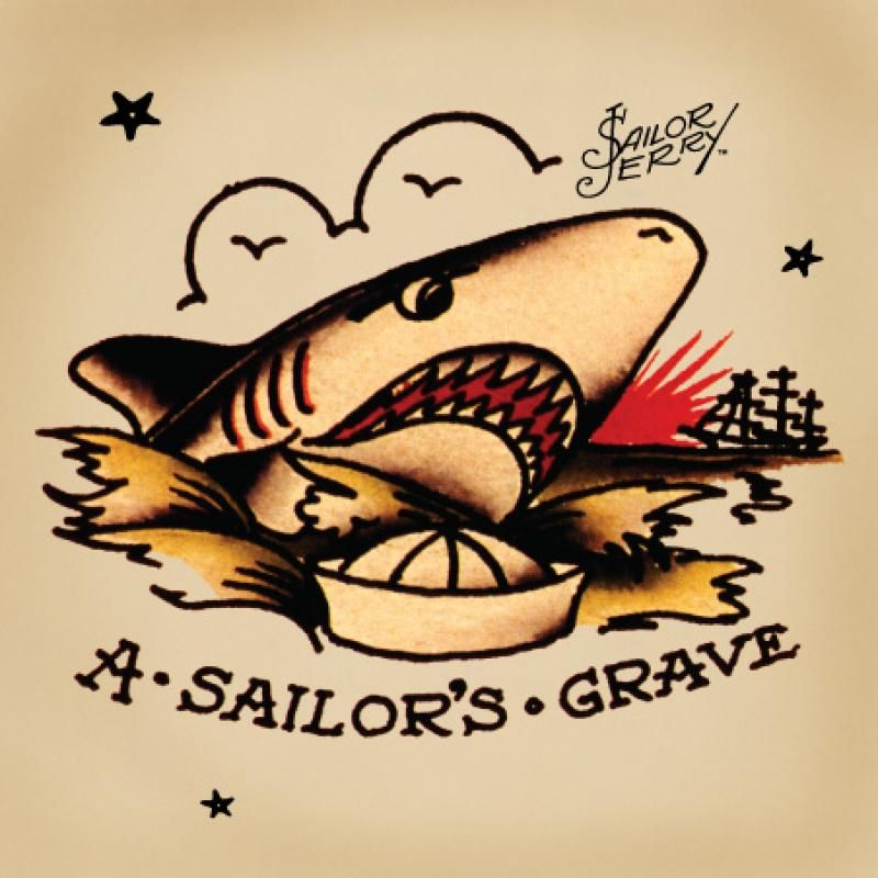 91ea2ae97 Tattoo Meanings - Swallows, Anchors, Sharks - Sailor Jerry | Diving ...