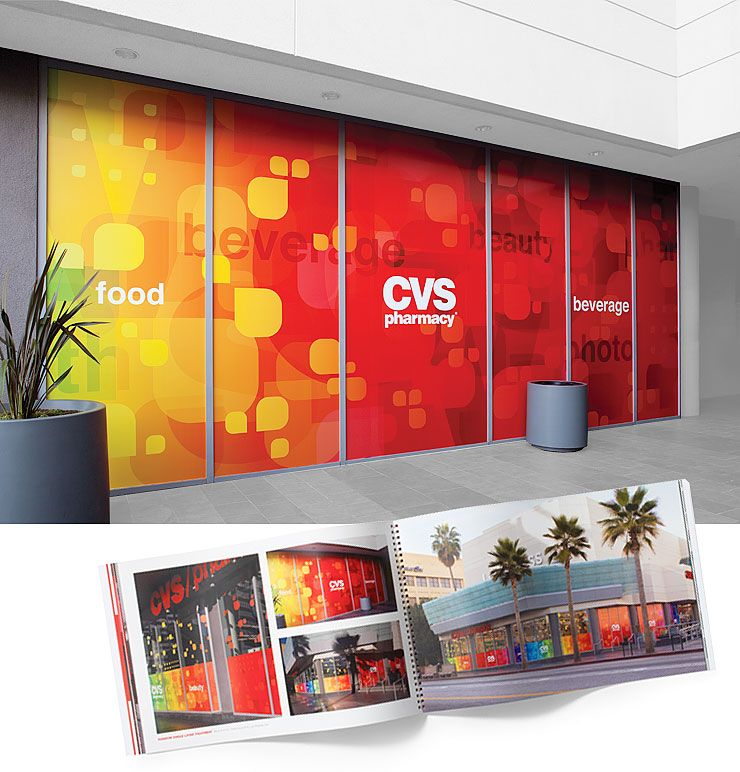 Cvs branding kit chase design group los angeles www chasedesigngroup com