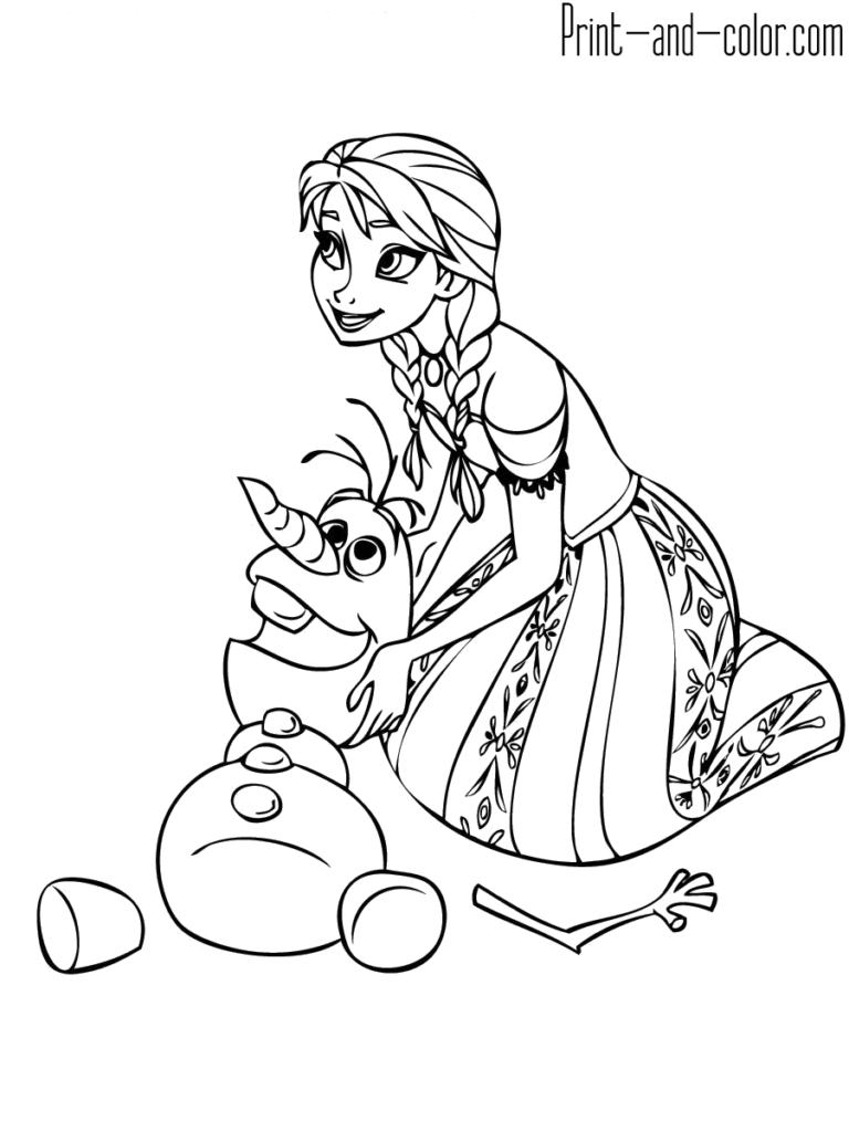 Frozen Coloring Pages Print And Color Com Frozen Coloring Pages Elsa Coloring Pages Frozen Coloring