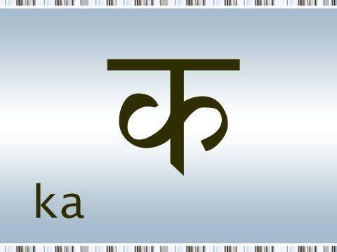 hindi ka kha ga gha writing in english youtube froggy