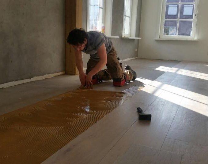 Houten vloer egaliseren voor laminaat best houten vloer laminaat