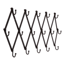 Pottery Barn Clothing Rack With Floor Mirror