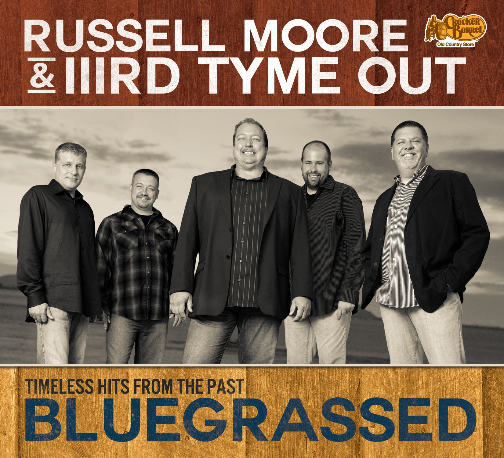 Cracker Barrel Releases Russell Moore & IIIrd Tyme Out Timeless Hits ...