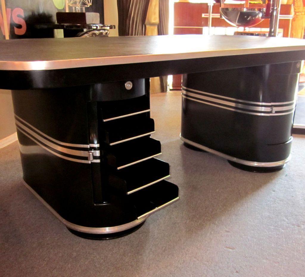 The Art Deco Style Art Deco Desk Art Deco Home Art Deco